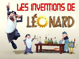 diaporama pps Les inventions de Léonard