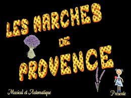 diaporama pps Les marchés de Provence – G.Bécaud