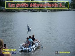 diaporama pps Les petits débrouillards 3