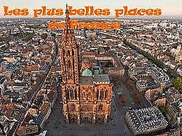 diaporama pps Les plus belles places de France