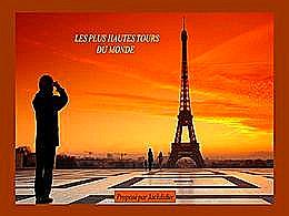 diaporama pps Les plus hautes tours du monde