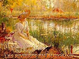 diaporama pps Les rivières en automne