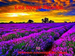 diaporama pps Les terres fleuries