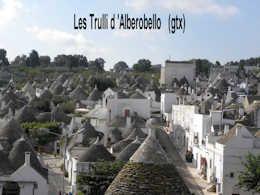 diaporama pps Les Trulli d'Alberobello