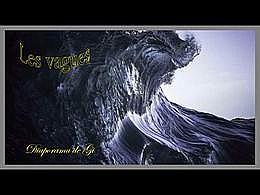 diaporama pps Les vagues