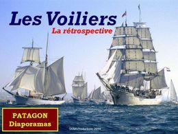 diaporama pps Les voiliers la rétrospective
