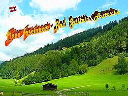 diaporama pps Lieux fascinants – Bad Gastein Autriche