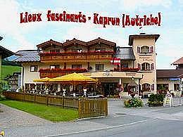 diaporama pps Lieux fascinants – Kaprun Autriche