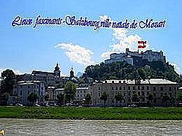 diaporama pps Salzbourg ville natale de Mozart