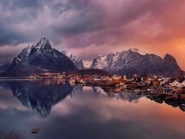diaporama pps Lofoten Norway