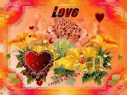 diaporama pps Love Happy Valentine's Day