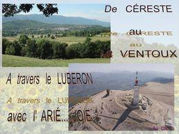 diaporama pps Le Lubéron