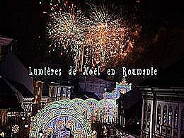 diaporama pps Lumières de Noël en Roumanie