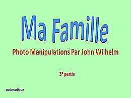 diaporama pps Ma famille 3