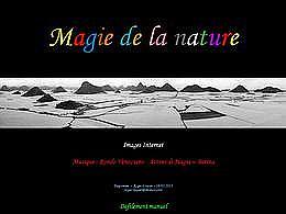 diaporama pps Magie de la nature