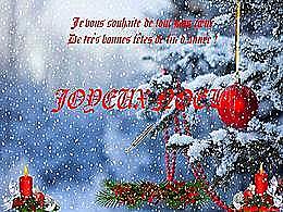 diaporama pps Magie de Noël 2015