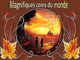diaporama pps Magnifiques coins du monde