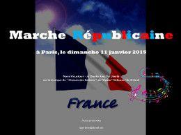 diaporama pps Marche républicaine – Paris le 11 janvier 2015