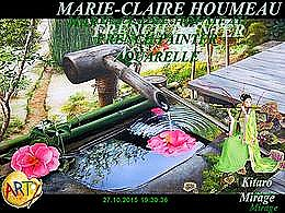 diaporama pps Marie Claire Houmeau french painter