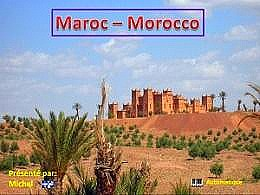 diaporama pps Maroc – Morocco