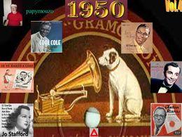 diaporama pps Mélodie des années 1950 Vol. 4