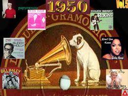 diaporama pps Mélodie des années 50 Vol. 5