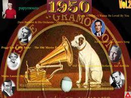 diaporama pps Mélodie des années 1950 Vol. 2
