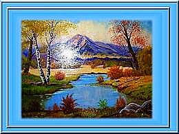 diaporama pps Mes anciennes peintures