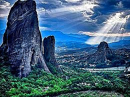diaporama pps Meteora greece