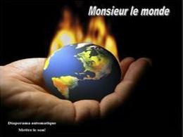 diaporama pps Monsieur le monde
