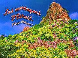 diaporama pps Montagne d'Israël temps bibliques