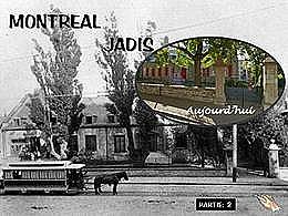 diaporama pps Montréal jadis et aujourd'hui partie 2