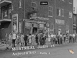 diaporama pps Montréal jadis et aujourd'hui partie 4