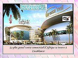 diaporama pps Morocco Mall
