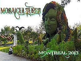 diaporama pps Mosaïcultures de Montréal 2013