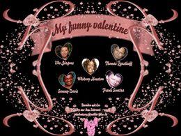 diaporama pps My Funny Valentine