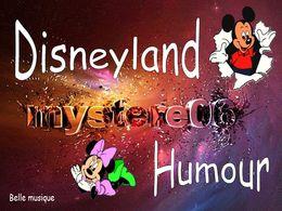 diaporama pps Disneyland humour
