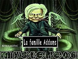 diaporama pps Famille Addams