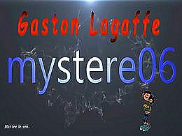 diaporama pps Gaston Lagaffe