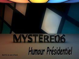 diaporama pps Humour présidentiel