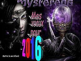 diaporama pps Mes voeux pour 2016