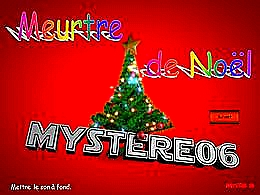 diaporama pps Meurtre de Noël
