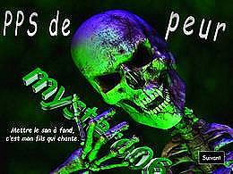 diaporama pps PPS de peur