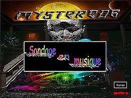 diaporama pps Sondage en musique