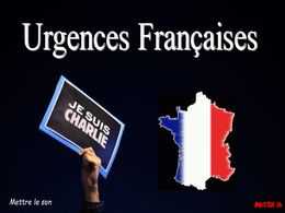 diaporama pps Urgences françaises