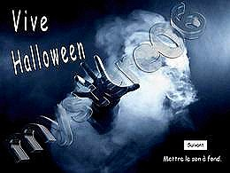 diaporama pps Vive Halloween
