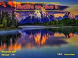 diaporama pps Nature en rêve 6