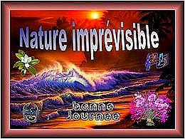 diaporama pps Nature imprévisible