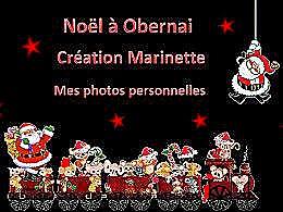 diaporama pps Noël à Obernai