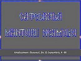 diaporama pps Nouvelle cathédrale de Bucarest